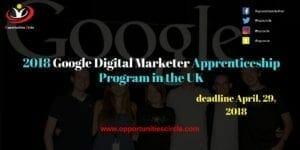 2018 Google Digital Marketer Apprenticeship Program in the UK 300x150 - 2018 Google Digital Marketer Apprenticeship Program in the UK