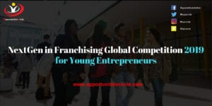 NextGen in Franchising Global Competition 2019 for Young Entrepreneurs 300x150 - NextGen in Franchising Global Competition 2019 for Young Entrepreneurs