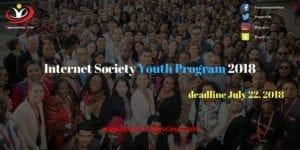Internet Society Youth Program 2018