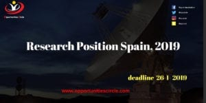 Research Position Spain