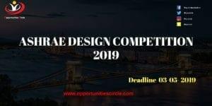 ASHRAE DESIGN COMPETITION 2019 300x150 - ASHRAE DESIGN COMPETITION 2019