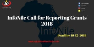 InfoNile Call for Reporting Grants 2018 300x150 - InfoNile Call for Reporting Grants 2018 on issues of land grabs in the Nile Basin