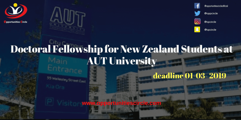 Italy University of Udin PhD Scholarships 2018 1 3 768x384 - Doctoral Fellowship for New Zealand Students AUT University