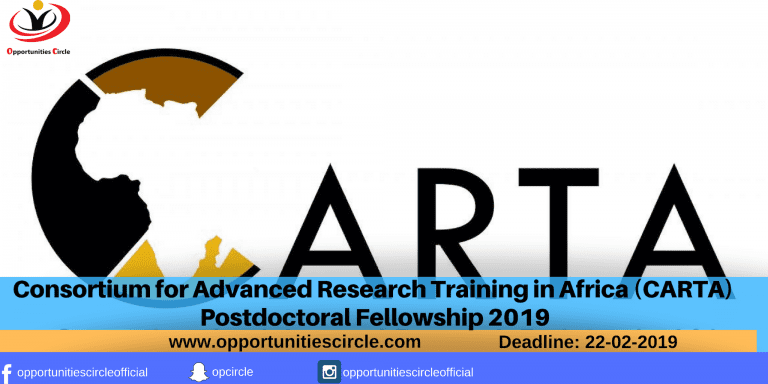 Consortium for Advanced Research Training in Africa (CARTA