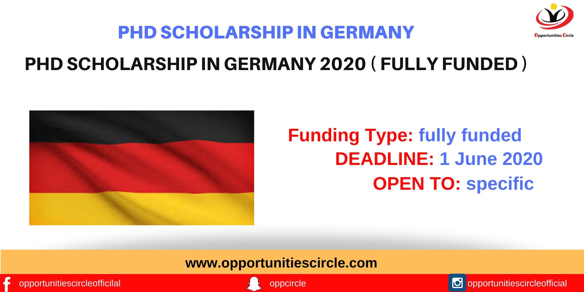 Phd Scholarships In Germany